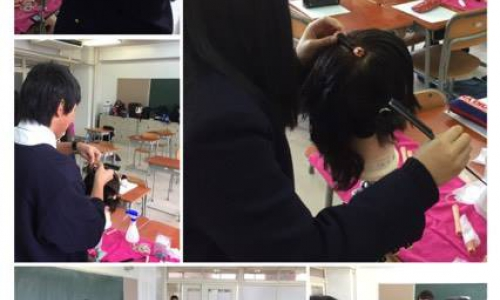 安城学園高等学校にて進路ガイダンス★